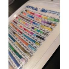 Bead Chart A-Series