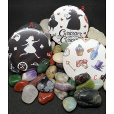 Alice In Wonderland Badges