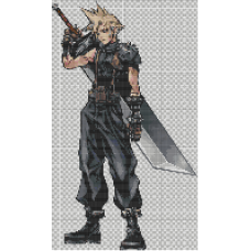 Download - Cloud Strife Pattern