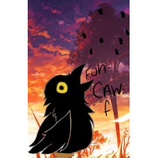 Coarse Crow Print