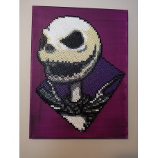 The Skeleton King Canvas