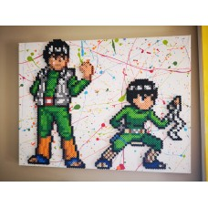 Power Of Youth Canvas